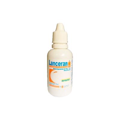 Metoclopramida Lanceran 2,6mg/Ml X30ml Bioquimica