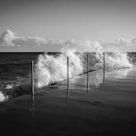by Domenico Liuzzi - Black & White Landscapes