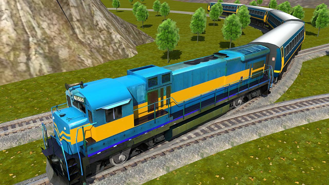 Railway Games
