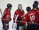 NHL : Les Washington Capitals renouent avec la victoire