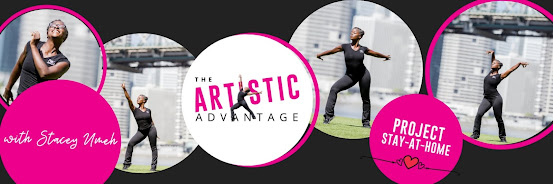 """The Artistic Advantage - Project """"Stay-At-Home"""""""