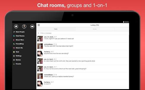 Moco+ – Chat, Meet People 6