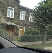 Photo: Tällainen vanha röttelö toisella puolen tietä...