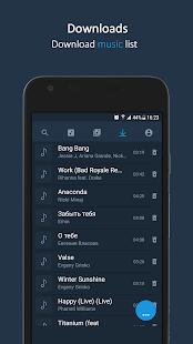 App Music Player for VK APK for Windows Phone