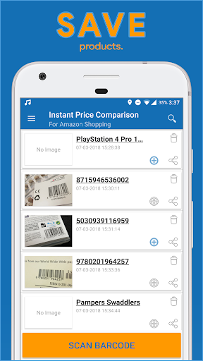 Instant Price Comparison For Amazon Shopping 0.0.2.1 screenshots 2