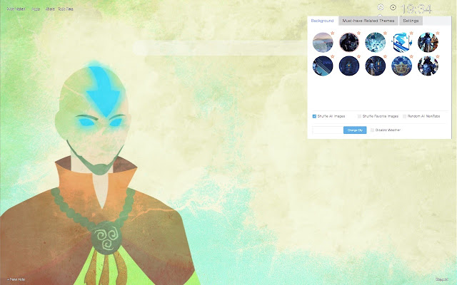 Avatar: The Last Airbender - HD Wallpapers
