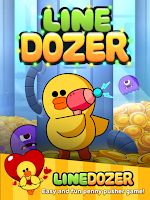 Screenshot of LINE Dozer