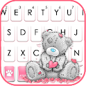 Lovely Poor Bear Keyboard Theme icon