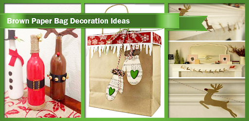 Brown Paper Bag Decoration Ideas Apps On Google Play