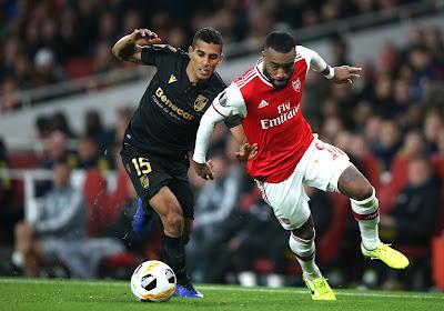 Europa League : Pepe sauve Arsenal face à Guimaraes, Dudelange et Crasson impuissants face à Séville, Bolingoli et le Celtic battent la Lazio