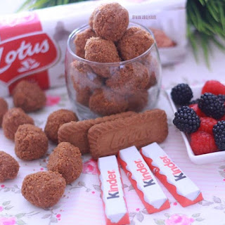 Crunchy Chocolate Berry Bites