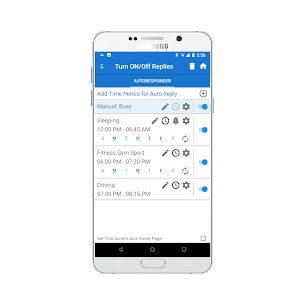 SMS Auto Reply Autoresponder v7.9.6 Paid APK 2