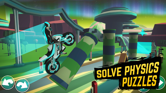Gravity Rider: Space Bike Racing Game Online for PC-Windows 7,8,10 and Mac apk screenshot 3