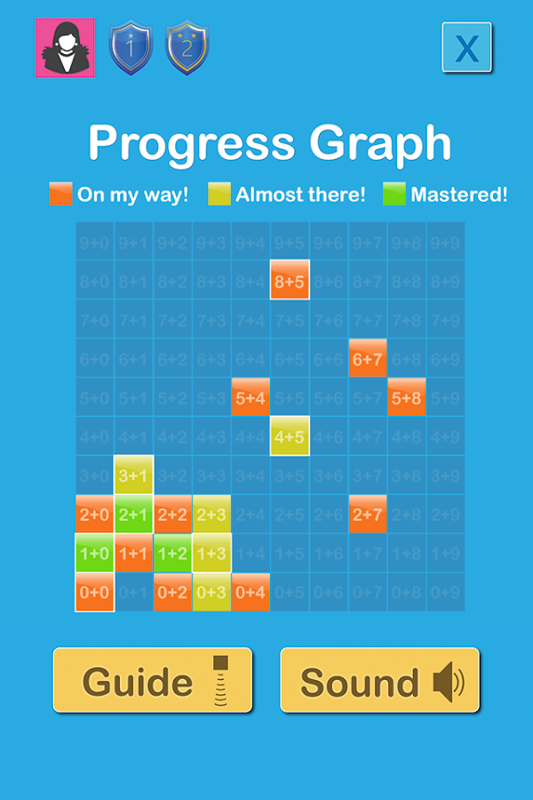 Box Drop Math Game Complete- screenshot
