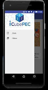 iCubePEC - náhled