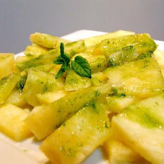 Pineapple Mint.
