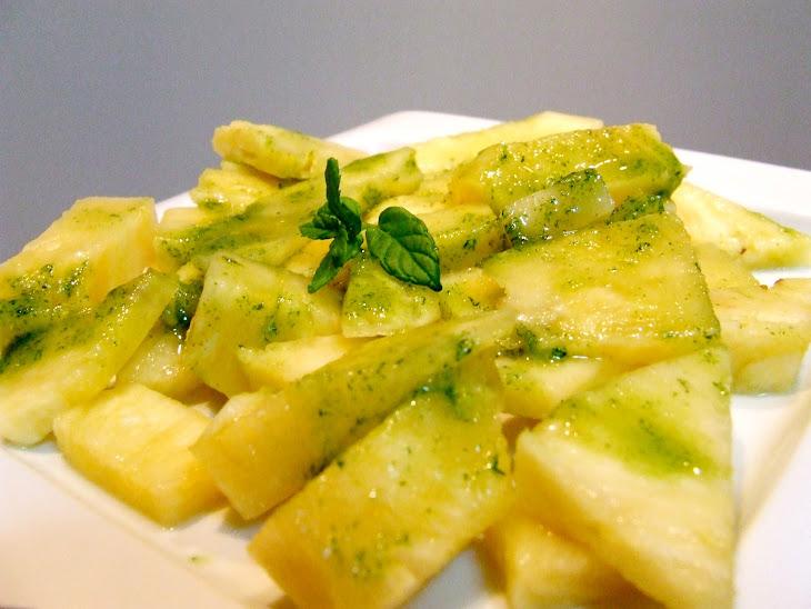 Pineapple Mint Recipe