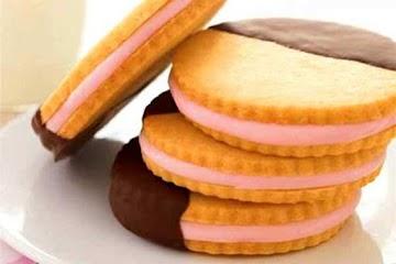 Sweetheart Sandwich Cookies Recipe
