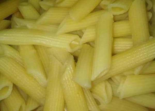 I like my pasta al dente, drain pasta.