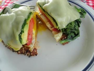 All Good For Me - Breakfast Sandwich Recipe