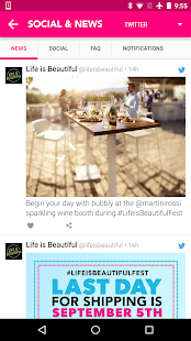 Life is Beautiful Festival- screenshot thumbnail