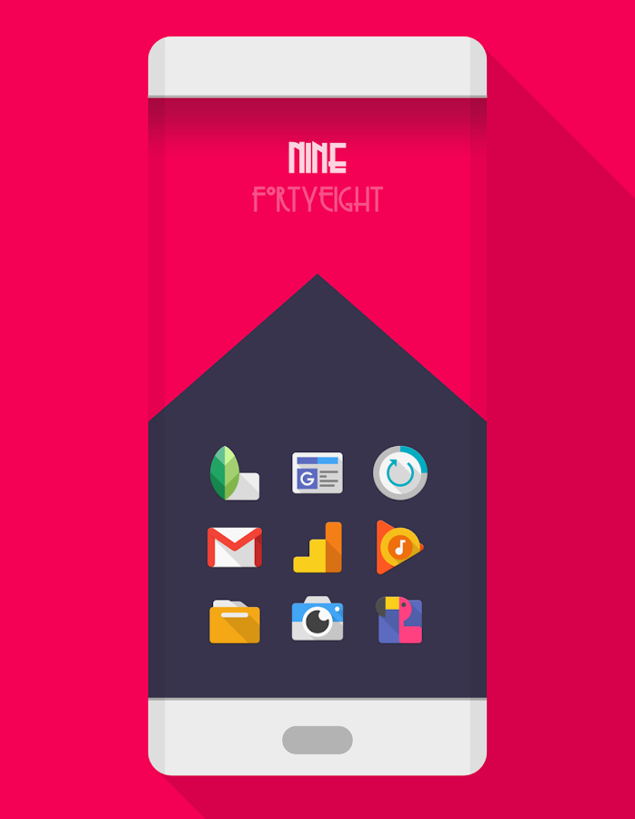 Calendar Icon Android : Phix icon pack android apps on google play