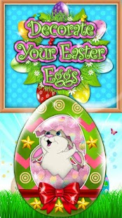 Decorate Your Easter Eggs- screenshot thumbnail