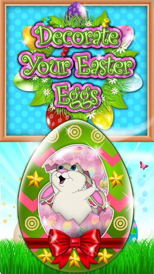 Decorate Your Easter Eggs- screenshot
