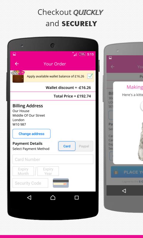 Wowcher – Deals & Vouchers- screenshot