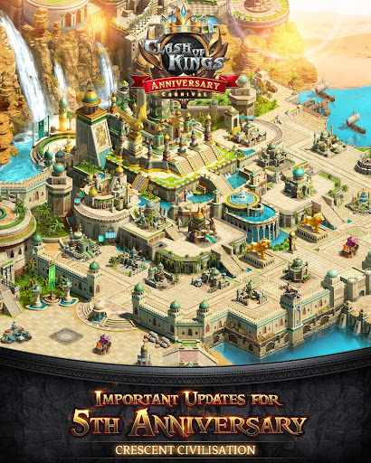 Clash of Kings : The Ramadan event is on going! screenshot 8
