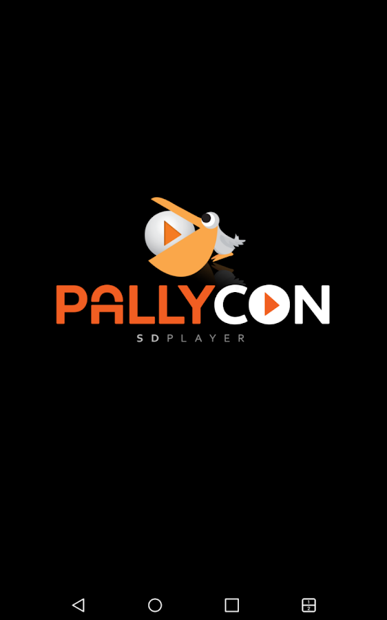 PallyCon SD Player- screenshot