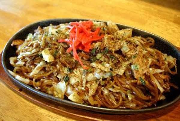 Yakisoba Recipe