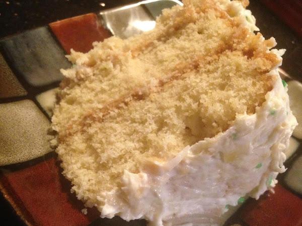 Coconut Cake W/ Pineapple Frosting Recipe