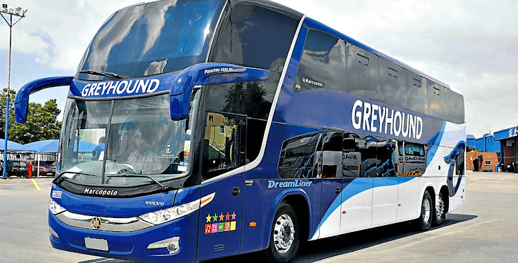 Greyhound was the first luxury coach operator to start an intercity scheduled service covering all major cities in SA as well as Harare and Bulawayo in Zimbabwe, and Maputo in Mozambique.
