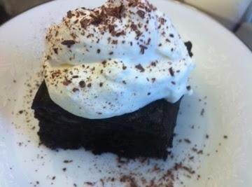 Double Chocolate Chipotle Chili Cake Recipe