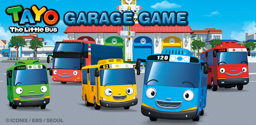 tayo s garage game apps on google play