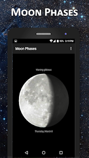 Download Moon Phase & Lunar Eclipse: Lunar Calendar For PC Windows and Mac apk screenshot 1