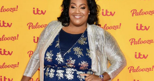 Alison Hammond 'very flirty' with Jacob Roberts on Hollyoaks set