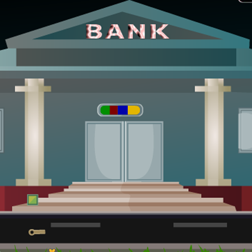 Escape From Bank Bomb Blast