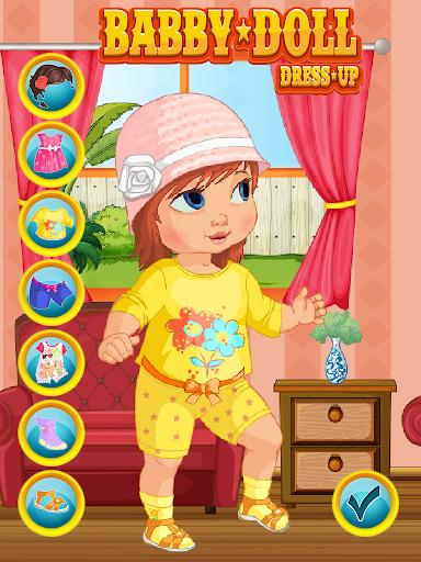 Baby Doll - Dress Up 1.1 screenshots 2