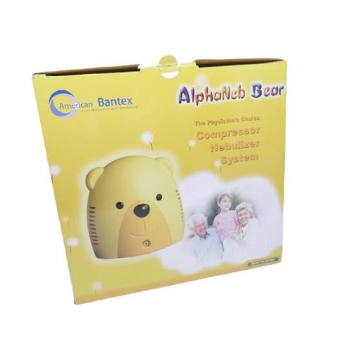 nebulizador bantex pedriatico oso