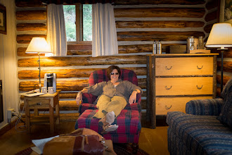 Photo: Jenny Lake Lodge cabin