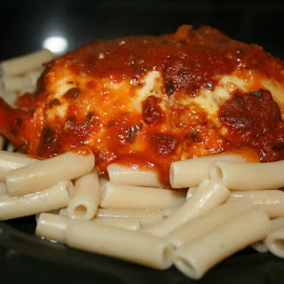 Chicken Parmesan CrockPot.
