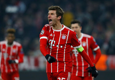 Thomas Muller (Bayern Munich) manquera la double confrontation face à Liverpool