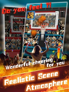 Speed Basketball- screenshot thumbnail