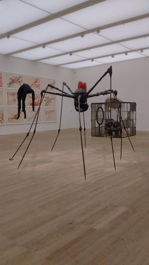 Inside Tate Modern               extension