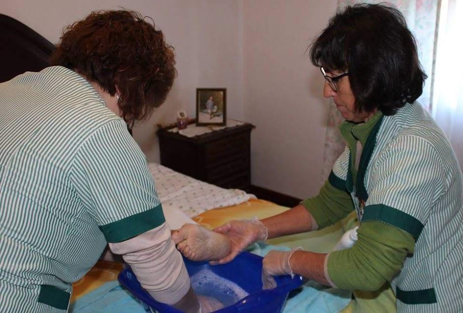 Apoio domiciliário da Misericórdia de Lamego chega cada vez a mais idosos
