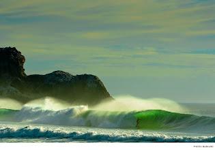 Photo: Photo of the Day: California. Photo: #ChrisBurkard #Surfer #SurferPhotos