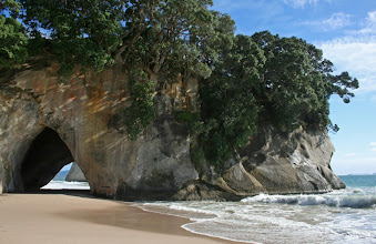 Photo: Cathedral Cove
