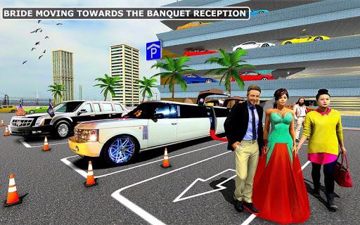 Limousine Driving 3d: New Games 2020 apktreat screenshots 1